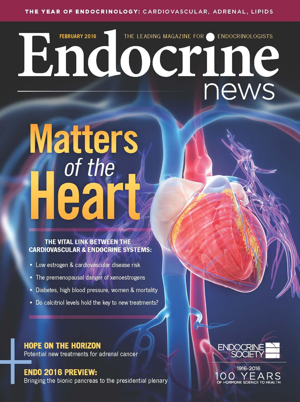 The Vital Link Between Cardiovascular  U0026 Endocrine Systems