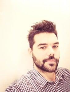 Nikolaos Nikolaou, doctoral student
