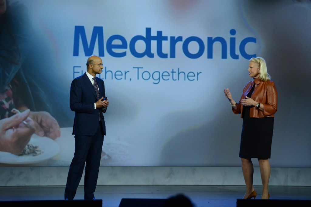 Medtronic and IBM Watson Unveil Cognitive Diabetes App Concept at